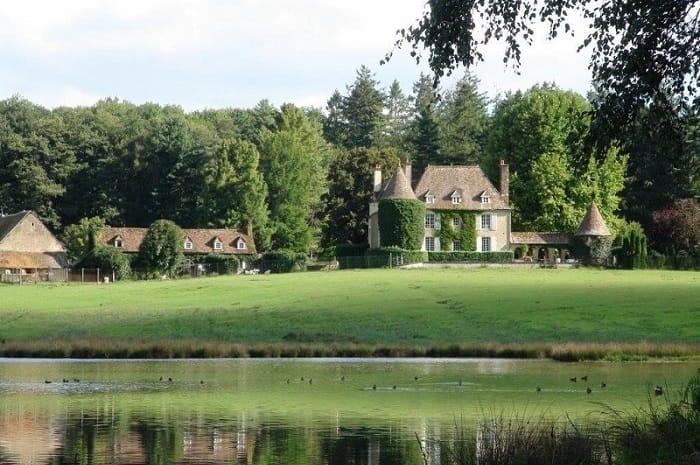 Parc animalier de Boutissaint en Bourgogne