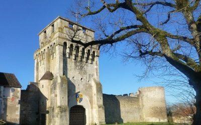 Château de Druyes les Belles Fontaines