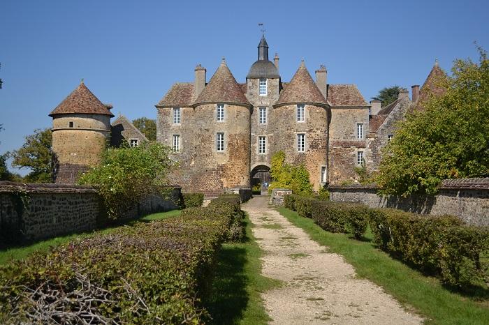 Château de Ratilly, Bourgogne Franche-Comté, Treigny, Yonne