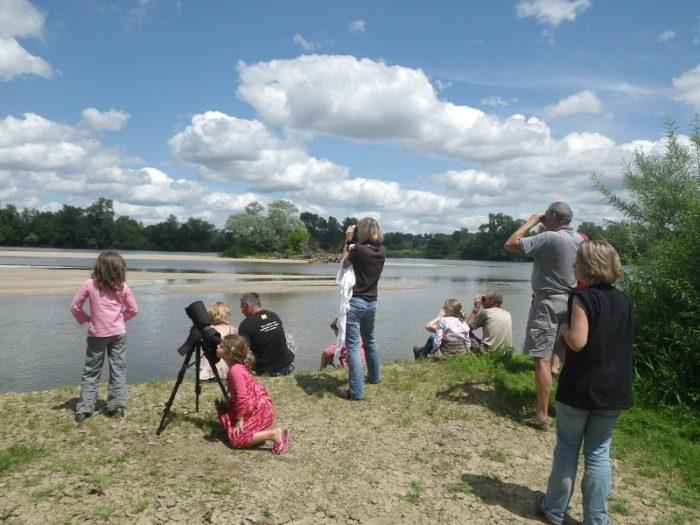 Maison de Loire du Cher scolaire découverte nature