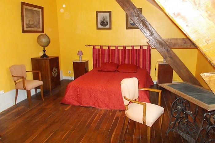 Domaine des sapins chambres d 39 h tes au pays de colette et - Chambre d hote saint sauveur en puisaye ...