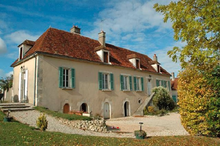 Chambres d 39 h tes de ouanne bourgogne buissonni re for Chambre d hote bourgogne