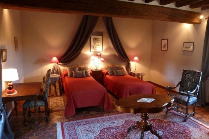 Chambre Château Gaillard