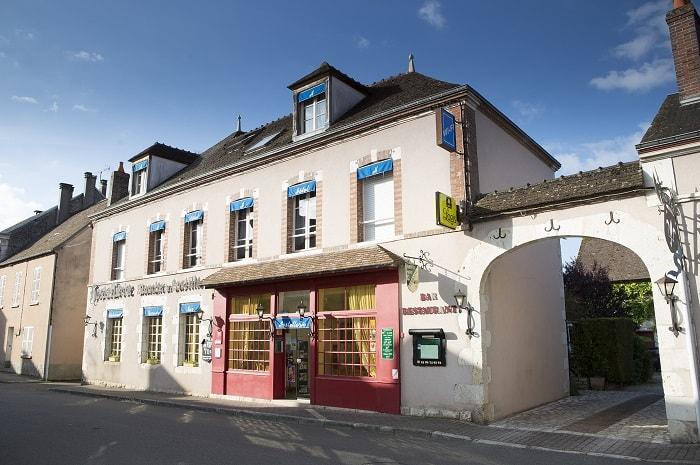 Hotellerie Blanche de Castille à Bléneau dans l'Yonne