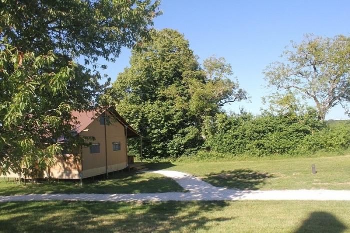Safari Lodge au Family Ecolodge en pleine nature