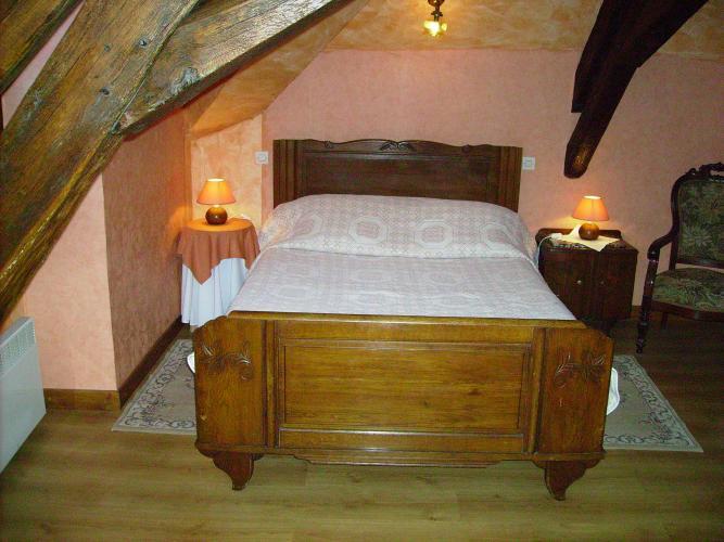 Chambre au Moulin de la Forge