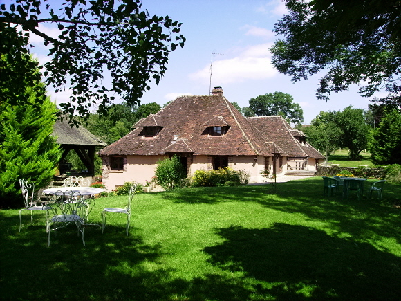 Le Moulin de la Forge chambres d'hôtes à Tannerre en Puisaye