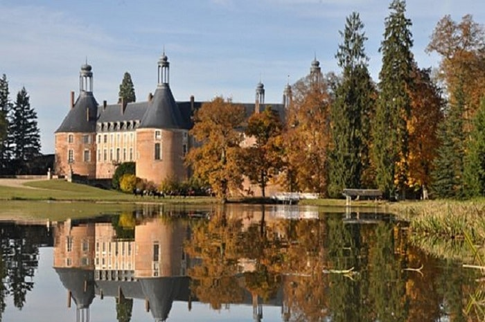 Château de Saint-Fargeau, Bourgogne Franche-Comté, Yonne