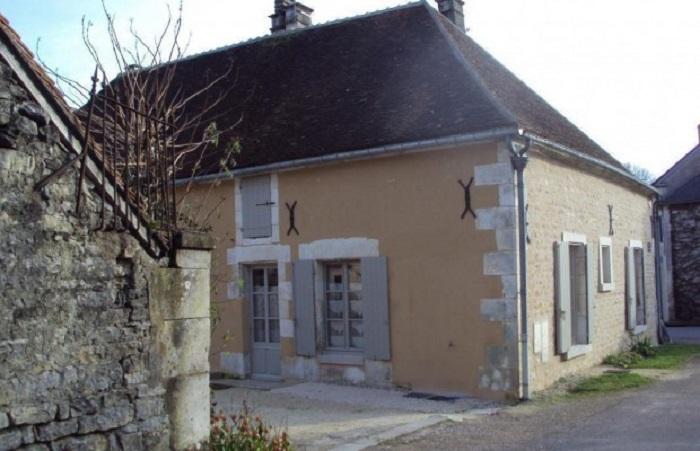 gite La Maison de Rosa à Thury dans l'Yonne en Bourgogne