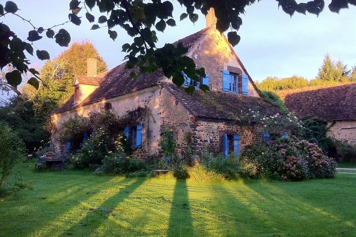 Gite Les Martins dans l'Yonne en Bourgogne