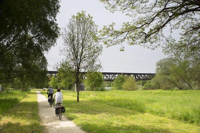 Balades en vélo, Bourgogne buissonnière, Bourgogne Franche-Comté