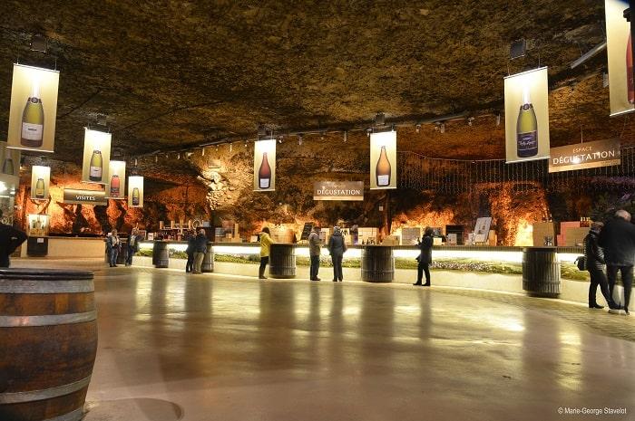 Caves de Bailly Lapierre, Bourgogne Franche-Comté, Saint Bris le Vineux, Yonne
