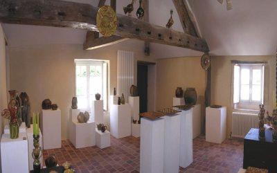 Expositions de céramique contemporaine au Couvent de Treigny