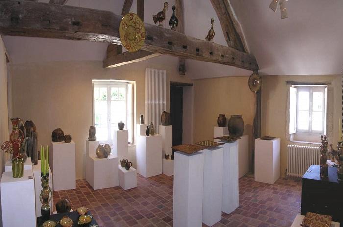 Couvent de Treigny, Bourgogne Franche-Comté, Treigny, Yonne