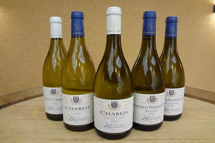 Vins du Domaine Hamelin, Bourgogne Franche-Comté, Lignorelles, Yonne