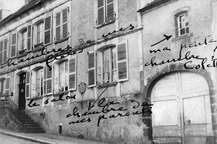 Musée de Colette, Bourgogne Franche-Comté, Saint-Sauveur-en-Puisaye, Yonne