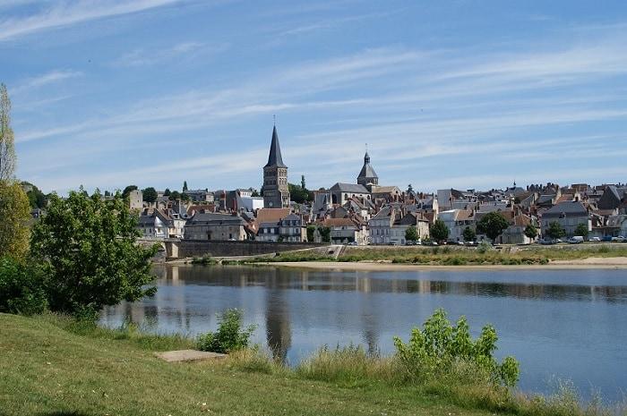 La Charité sur Loire, Bourgogne Franche-Comté, Nièvre