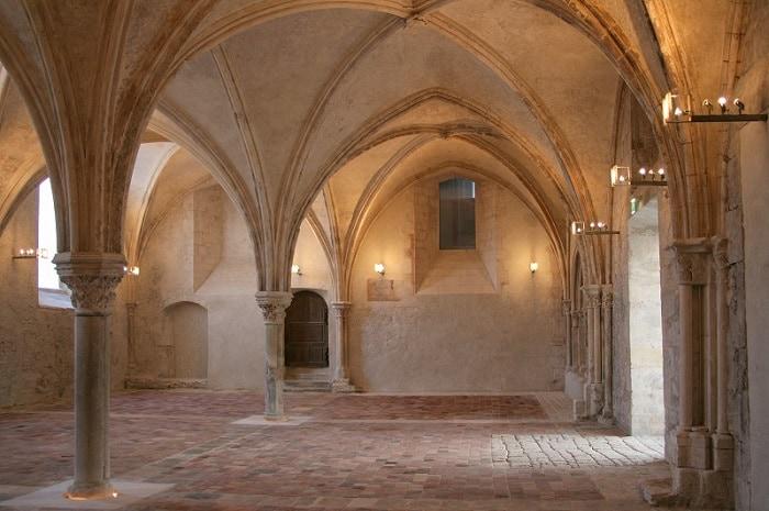 Prieuré de la Charité sur Loire, Bourgogne Franche-Comté, Nièvre