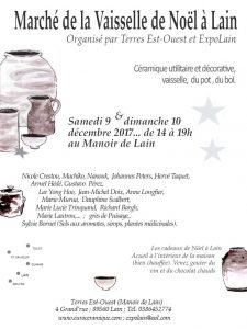 Marché de Noël au Manoir de Lain @ Manoir de Lain  | Lain | Bourgogne Franche-Comté | France