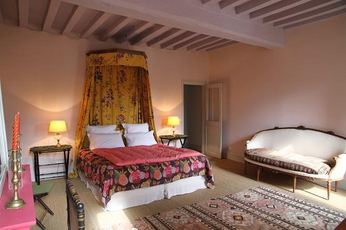 La Maison Jeanne d'Arc Chambres d'hôtes à Saint Fargeau (8)