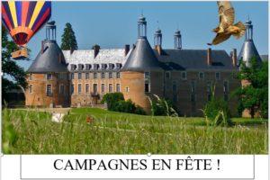 Campagnes en fête ! @ Château de Saint Fargeau  | Saint-Fargeau | Bourgogne Franche-Comté | France