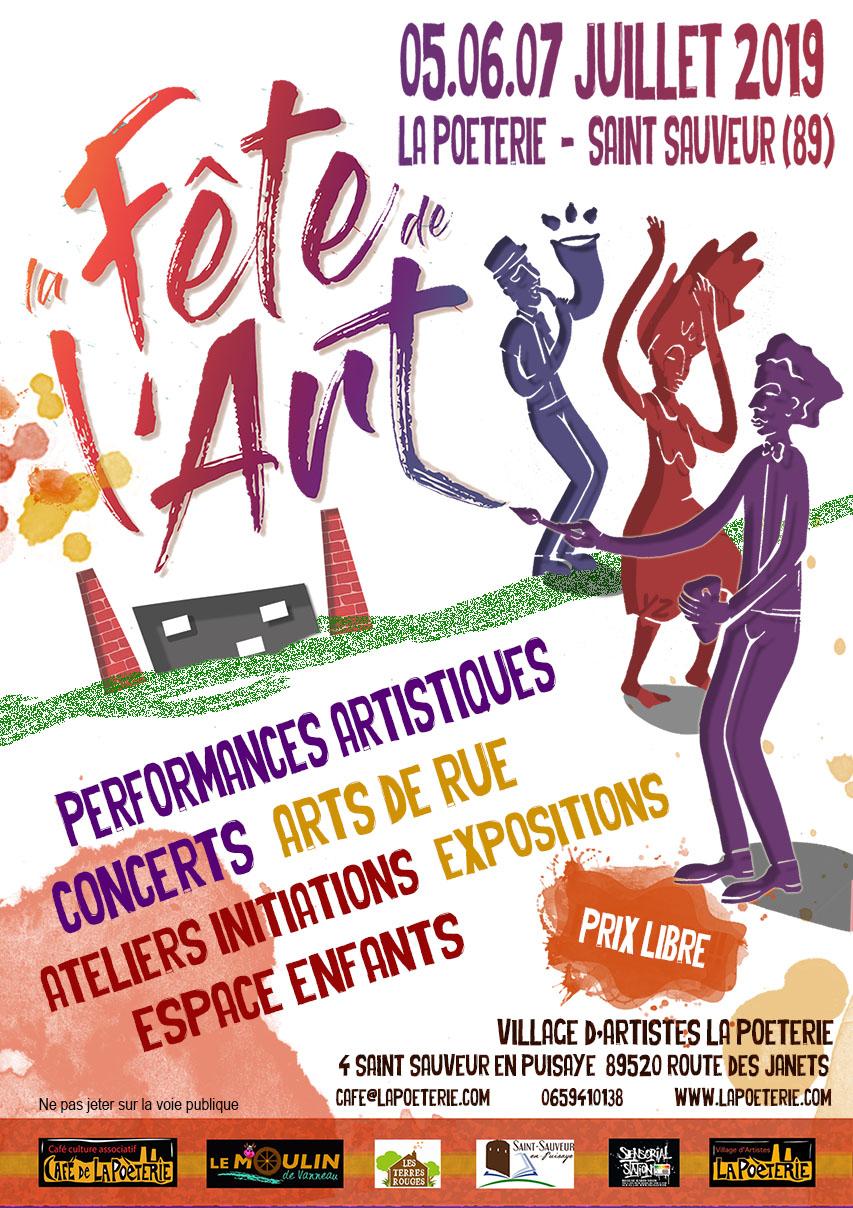 La_Fête_de_l'art_2019