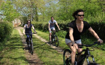 Location de vélo à assistance électrique en Bourgogne buissonnière