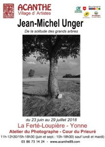 Exposition Jean-Michel UNGER, Sculpteur @ Atelier du photographe