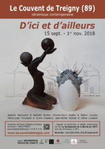 Journées Nationales de la Céramique au Couvent de Treigny @ Le Couvent de Treigny
