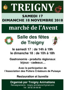 Céramique de l'Avent au Couvent de Treigny @ Couvent de Treigny