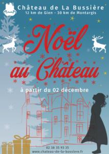 Noël au château de la Bussière @ Château de la Bussière