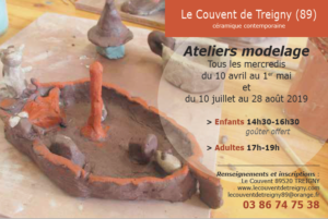 Stages au Couvent de Treigny @ Le Couvent de Treigny