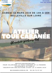 Atelier Toue Cabanée @ Musée de Loire du Cher
