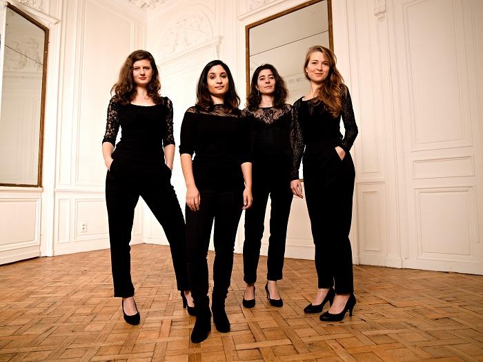 Quatuor Akilone 2©chateauderatilly