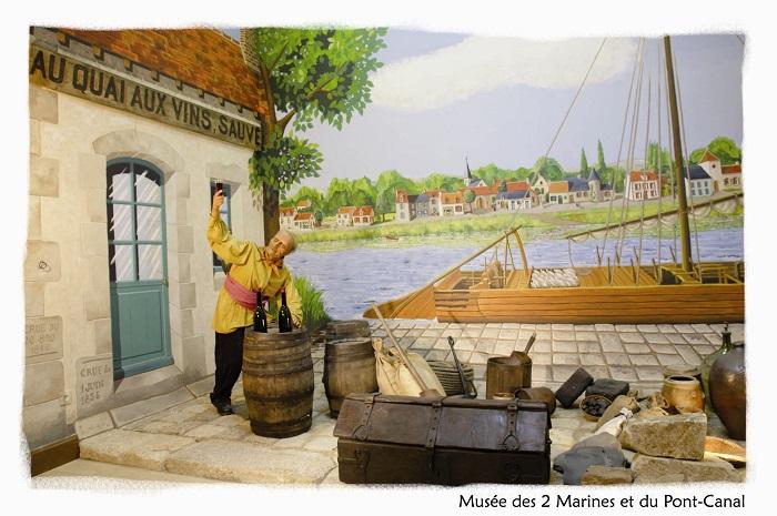 Musee des deux marines et du pont Canal de Briare