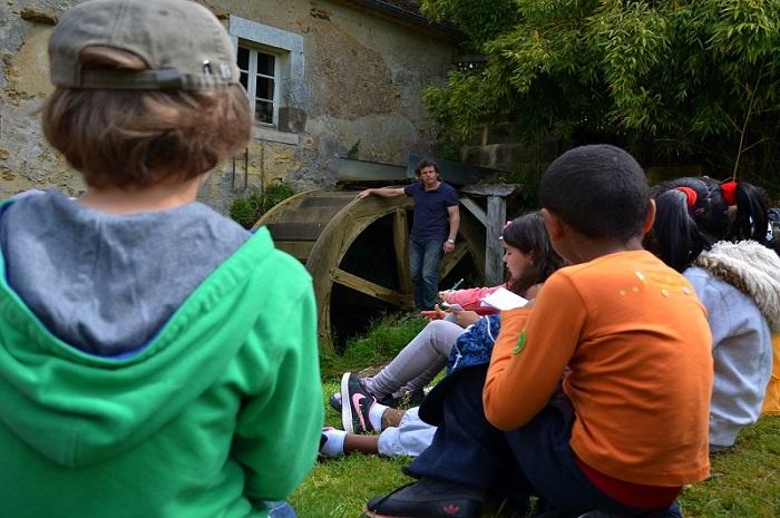 Le Moulin de Vanneau en Bourgogne buissonniere
