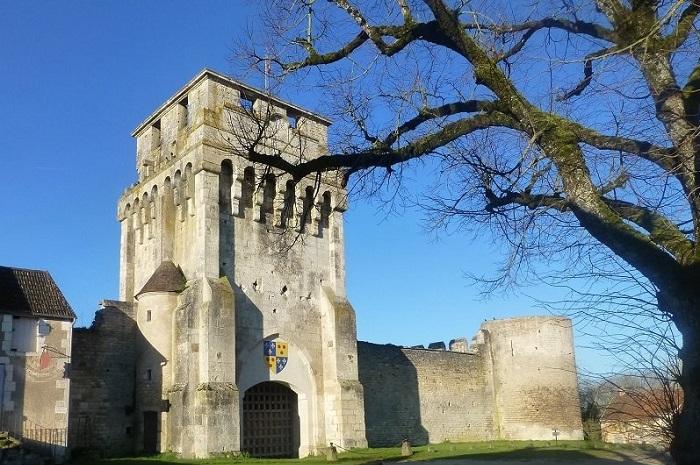 Château de Druyes