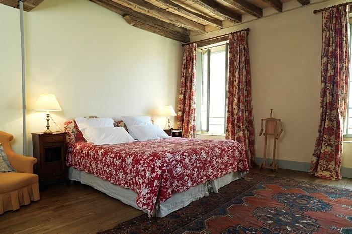 La Maison Jeanne d'Arc Chambres d'hôtes à Saint Fargeau (2)