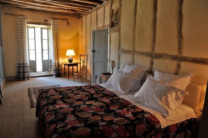 La Maison Jeanne d'Arc Chambres d'hôtes à Saint Fargeau (4)
