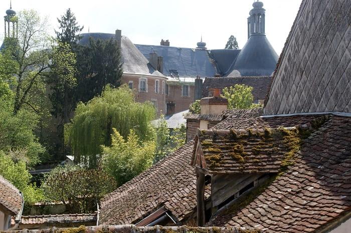 La Maison Jeanne d'Arc Chambres d'hôtes à Saint Fargeau (5)