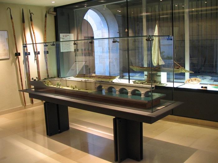 Musée de la Loire INT Salle navigation 1