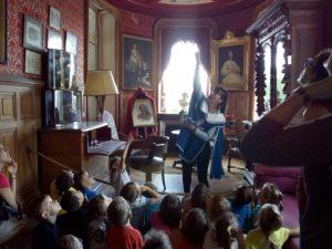 Ateliers pendant les vacances scolaires à la Bussière @ Château de la Bussière