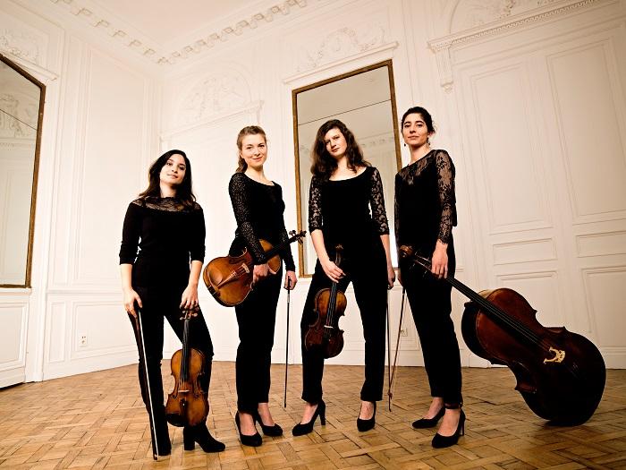 Quatuor Akilone 1©chateauderatilly